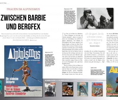 Zwischen Barbie und Berfex – Alpin