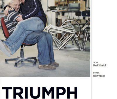 Triumph der Sturheit – Tour