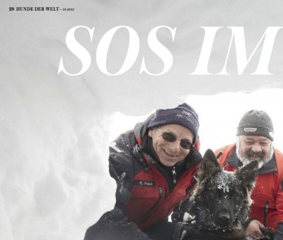 SOS im Schnee – Dogs