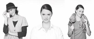 Heidi Schmidt - Portrait