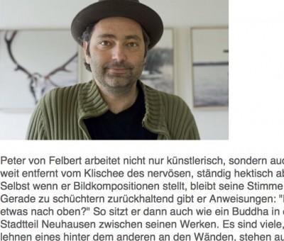 Porträt Peter Felbert – Alpenmagazin